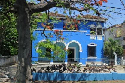 A beautiful home in a Havana neighborhood.